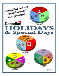Canadian Holidays & Special Days