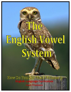 The English Vowel System