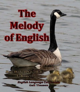 The Melody of English