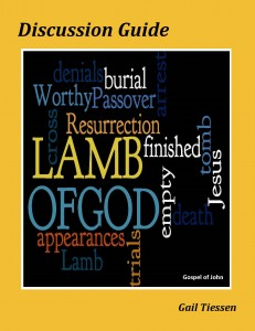 Lamb of God Discussion Guide
