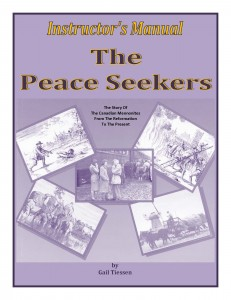 The Peace Seekers Instructor Manual
