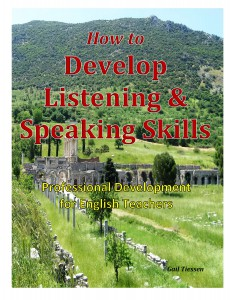 How to Develop Listening & Speaking Skills Cover