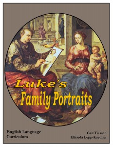 Luke's Family Portraits Cover
