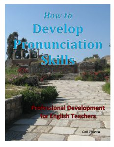 How to Develop Pronunciation Skills Cover