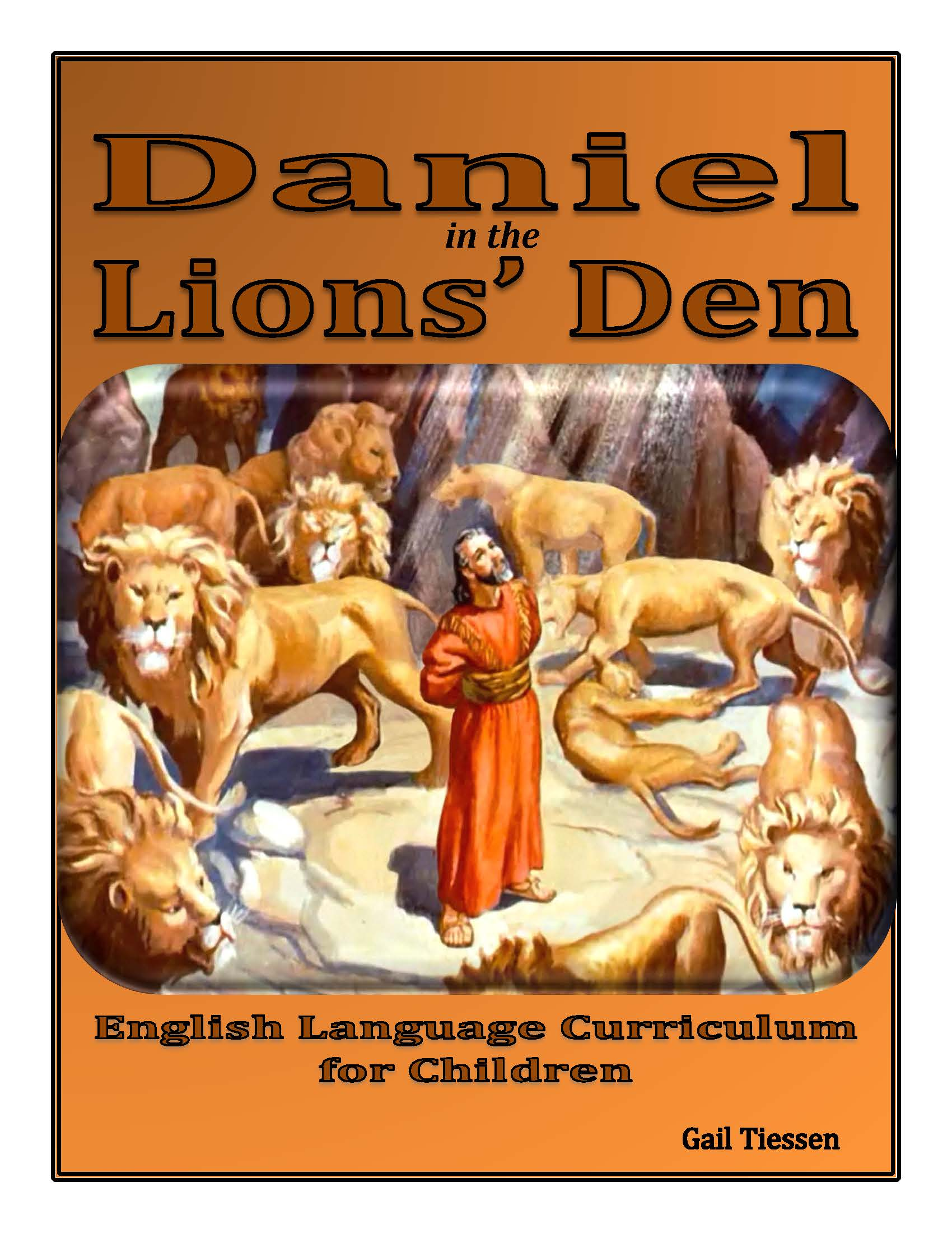 Level 4: Daniel in the Lions' Den