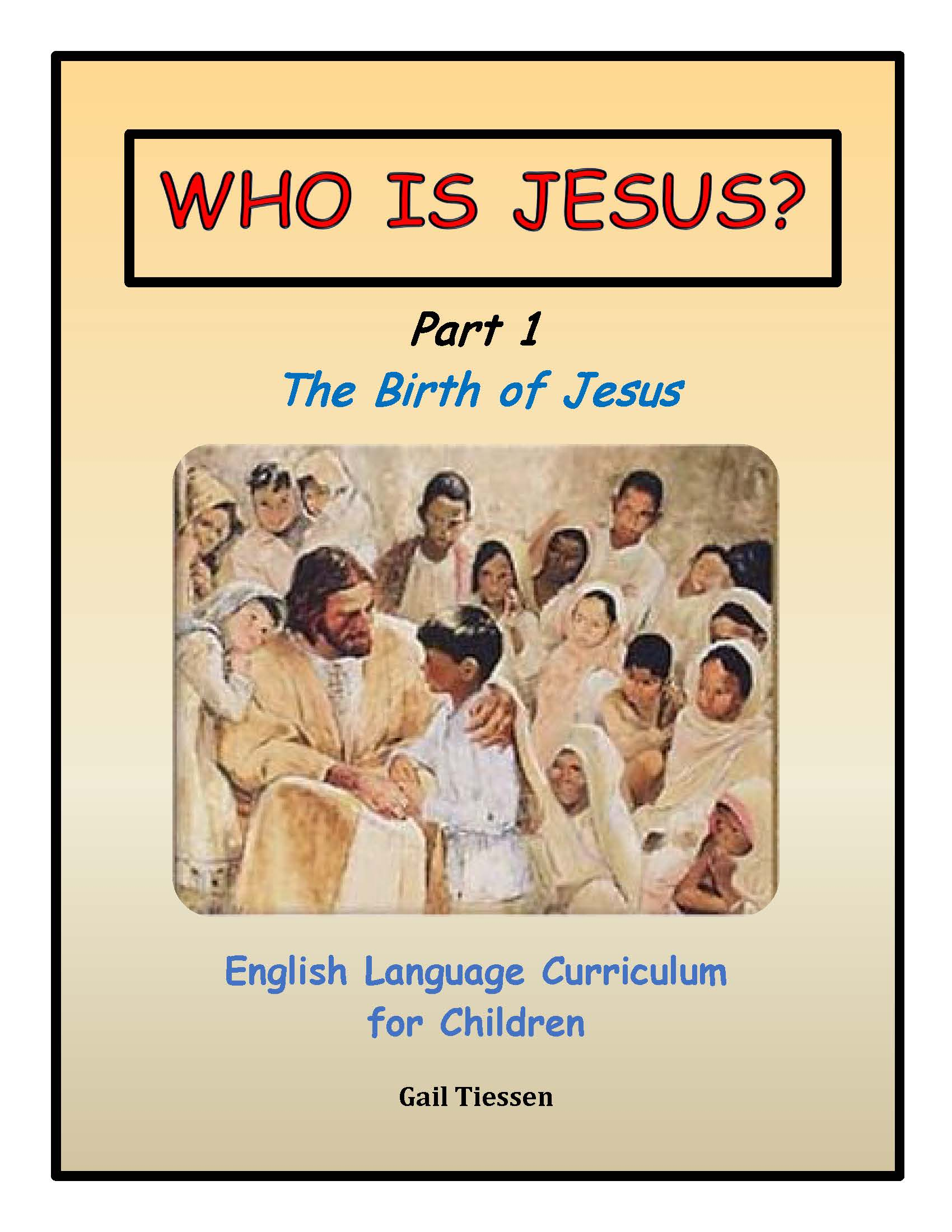 Who Is Jesus Part 1