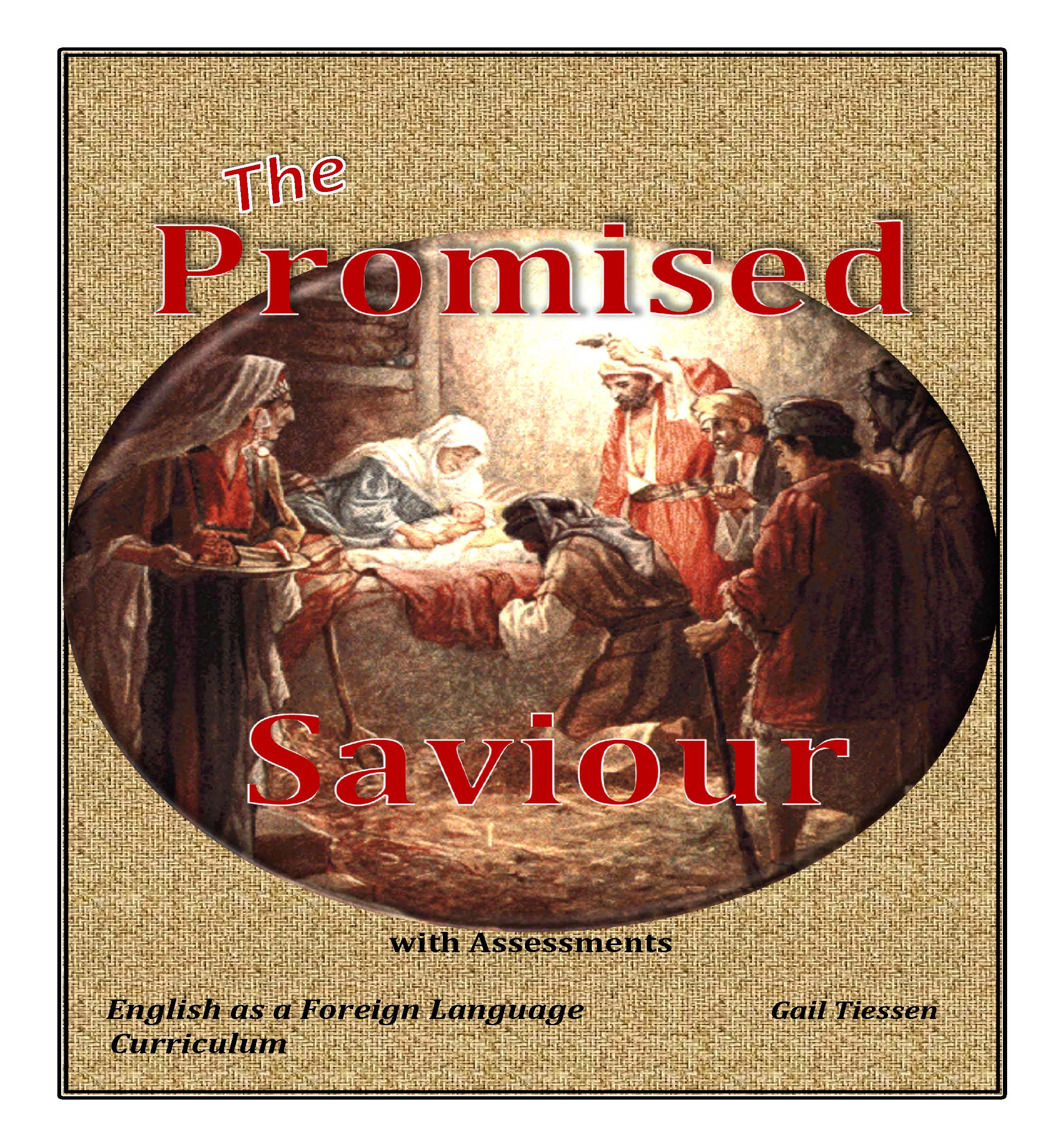 The Promised Saviour Cover